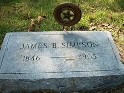 James B Simpson