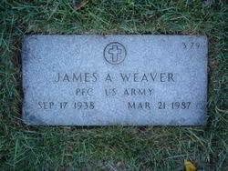 James A. Weaver