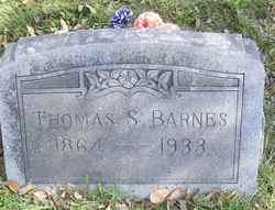 Thomas Spottswood Barnes