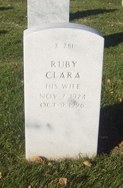 Ruby Clara Gardner