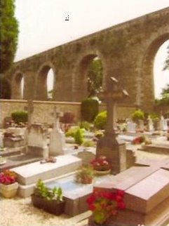 Cimetière de Louveciennes