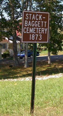 Stack-Baggett Cemetery
