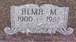 Alma Mae <I>DeLong</I> Arbuckle Sahner