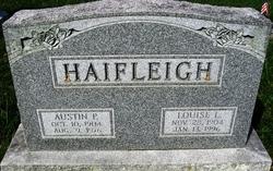 Louise Laura <I>Wickless</I> Haifleigh