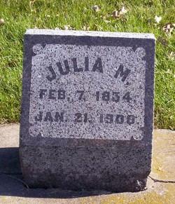 Julia M <I>Phelps</I> Cratsenberg