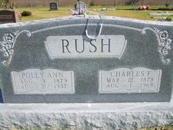 Polly Ann Rush