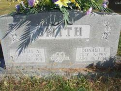Donald F Smith