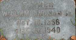William Bingham, Sr