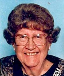 Josephine Rhoda Tennison
