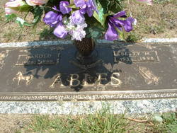 Betty Marie <I>Mitchell</I> Ables