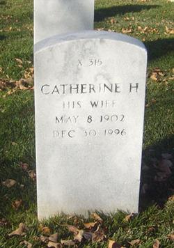 Catherine May <I>Hicks</I> Berwick