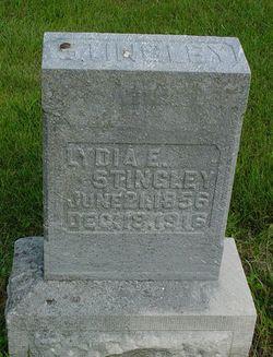 Lydia E. <I>Nisewander</I> Stingley