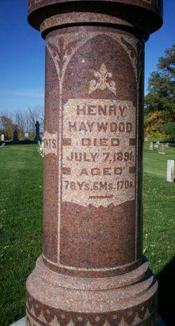 Henry Haywood