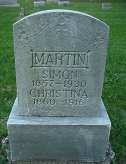 Christina <I>Hoffman</I> Martin