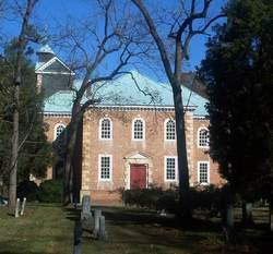 Aquia Episcopal Church Cemetery