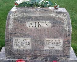 Heber Atkin