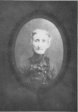 Sarah Elizabeth <I>McMechen</I> Winnett
