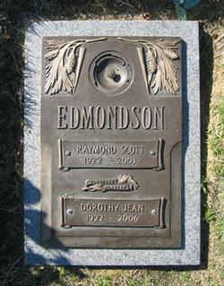 Raymond Scott Edmondson
