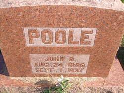 John R Poole