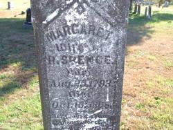 Margaret <I>Alexander</I> Spence