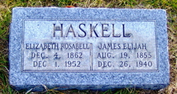 James Elijah Haskell