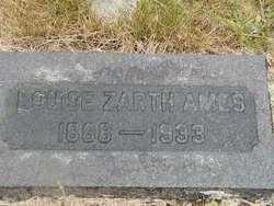 Louise Wilhelmine <I>Zarth</I> Ames