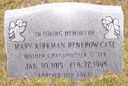 Mary Kirkman <I>Renfrow</I> Case