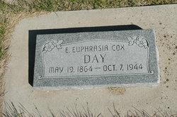 Elvira Euphrasia <I>Cox</I> Day