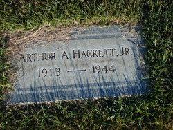 Sgt Arthur Aloysius Hackett, Jr
