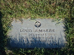 Sgt Louis Joseph Marzie