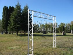 West Branch Cemetery