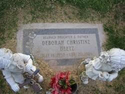 Deborah Christine Deetz