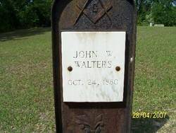 John Wesley Walters
