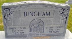 Eldon Duane Bingham
