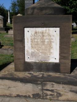 Anson Brown