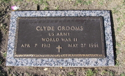 Clyde Grooms
