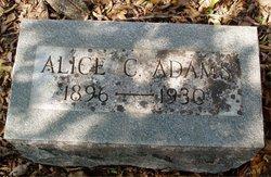 Alice C. Adams