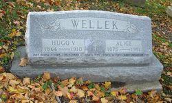 Emma Grace <I>Kubat</I> Wellek
