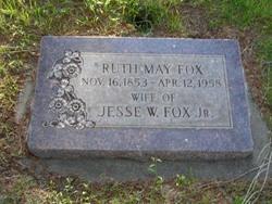 Ruth <I>May</I> Fox
