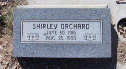 Shirley Van Orden <I>Wiser</I> Orchard