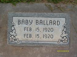Baby Ballard