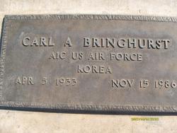 Carl Adelbert Bringhurst