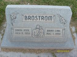 Sarah Ann Brostrom