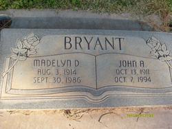 John A Bryant