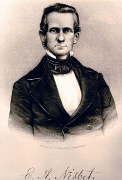 Eugenius Aristides Nisbet