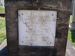 Albert Galliton Harrison