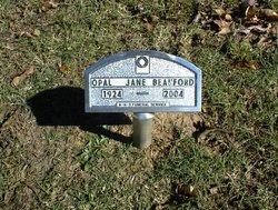 Opal Jane <I>Wilburn</I> Beauford