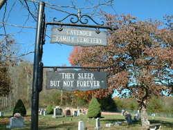 Cavender Family Cemetery