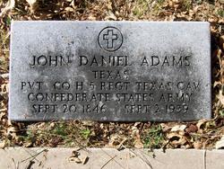 John Daniel Adams, Jr