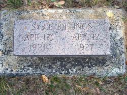 Sybil Billings